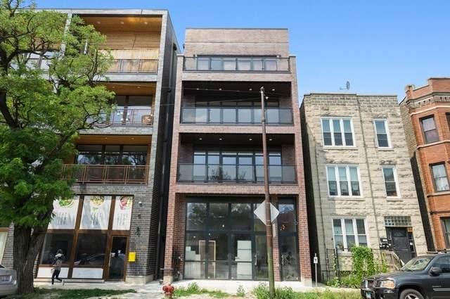 938 N California Avenue #2, Chicago, IL 60622 (MLS #10941612) :: BN Homes Group