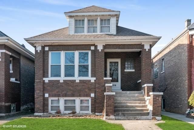2516 Gunderson Avenue, Berwyn, IL 60402 (MLS #10941655) :: BN Homes Group