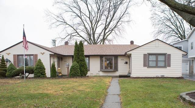 4711 W 89th Street, Hometown, IL 60456 (MLS #10941925) :: BN Homes Group