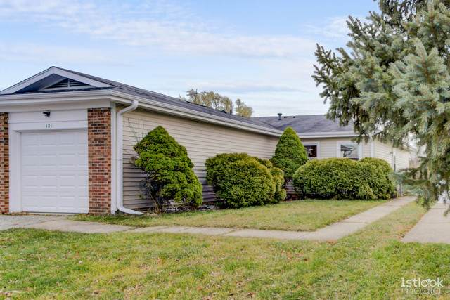 121 Golden Drive, Glendale Heights, IL 60139 (MLS #10941972) :: The Wexler Group at Keller Williams Preferred Realty
