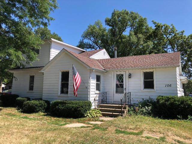 106 N Wolf Street, Odell, IL 60460 (MLS #10942001) :: Littlefield Group