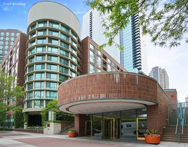 440 N Mcclurg Court #415, Chicago, IL 60611 (MLS #10942315) :: Ani Real Estate