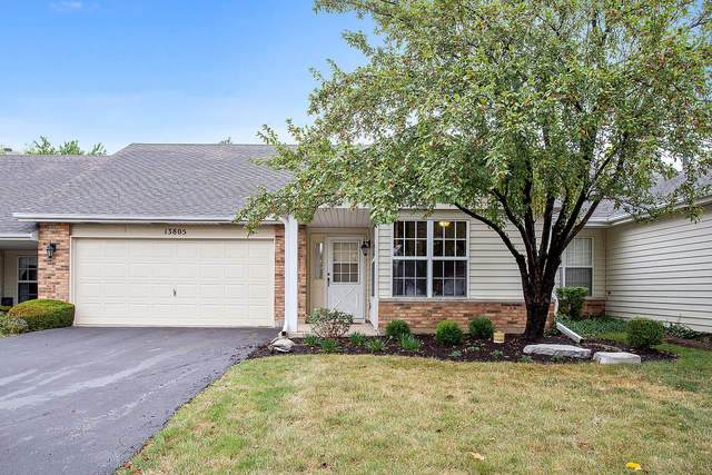 13805 S Mandarin Court, Plainfield, IL 60544 (MLS #10942332) :: Helen Oliveri Real Estate