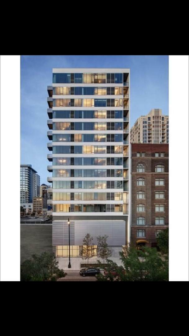 1345 S Wabash Avenue #1002, Chicago, IL 60605 (MLS #10942657) :: BN Homes Group