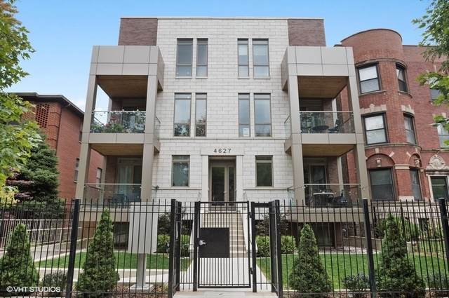 4627 N Beacon Street 1B, Chicago, IL 60640 (MLS #10943062) :: Angela Walker Homes Real Estate Group