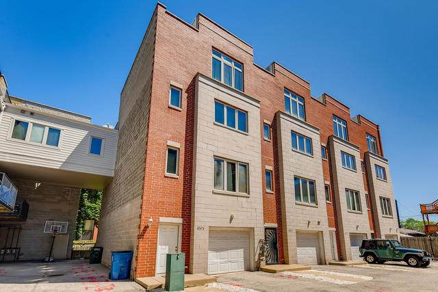 404 E 46TH Street C4, Chicago, IL 60653 (MLS #10943203) :: BN Homes Group
