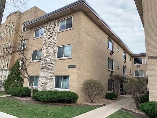410 Wisconsin Avenue #603, Oak Park, IL 60302 (MLS #10943305) :: BN Homes Group