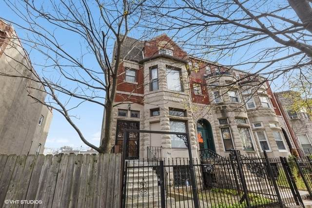 3413 S Prairie Avenue, Chicago, IL 60616 (MLS #10943435) :: BN Homes Group