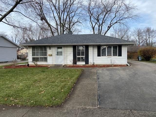 2603 Inwood Drive, Joliet, IL 60435 (MLS #10943836) :: Ani Real Estate