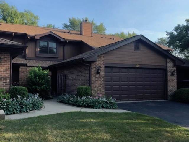 109 Indian Trail Drive, Westmont, IL 60559 (MLS #10943846) :: Schoon Family Group