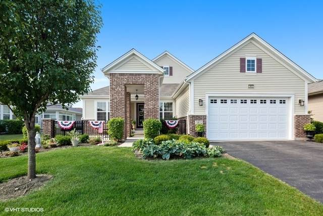 3832 Chesapeake Lane, Naperville, IL 60564 (MLS #10943985) :: The Spaniak Team