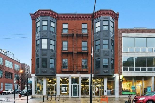 1735 W Division Street #304, Chicago, IL 60622 (MLS #10944155) :: Property Consultants Realty