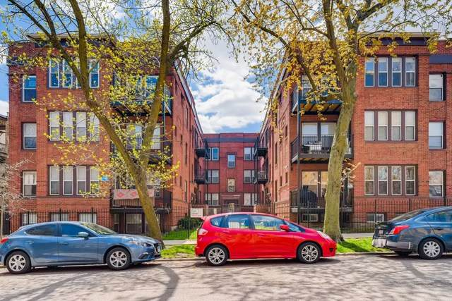 1617 W Wallen Street #1, Chicago, IL 60626 (MLS #10944214) :: Property Consultants Realty