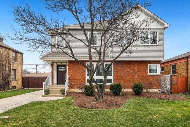 1231 Morgan Avenue, La Grange Park, IL 60526 (MLS #10944314) :: Janet Jurich
