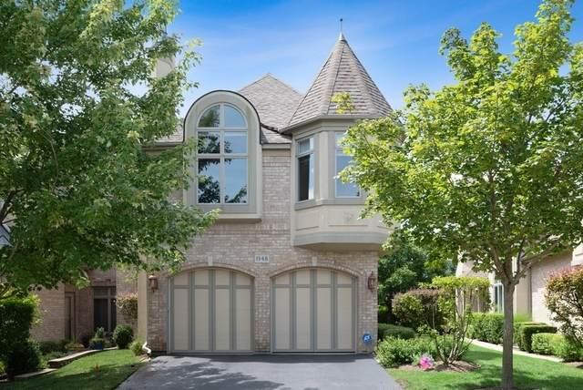 1548 S Kembley Avenue #1548, Palatine, IL 60067 (MLS #10944840) :: Littlefield Group