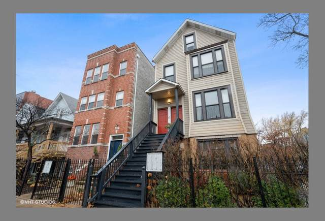 3258 N Racine Avenue #1, Chicago, IL 60657 (MLS #10945126) :: Property Consultants Realty