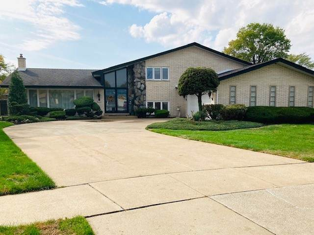 1205 E 166th Place, South Holland, IL 60473 (MLS #10945375) :: The Wexler Group at Keller Williams Preferred Realty
