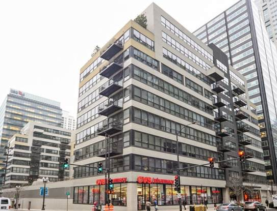 130 S Canal Street #710, Chicago, IL 60606 (MLS #10945419) :: The Wexler Group at Keller Williams Preferred Realty