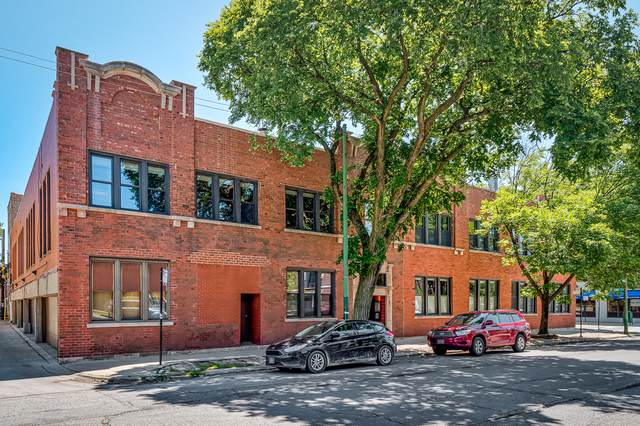 2435 N Sheffield Avenue #11, Chicago, IL 60614 (MLS #10945496) :: Angela Walker Homes Real Estate Group