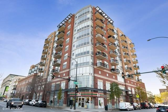 1201 W Adams Street #805, Chicago, IL 60607 (MLS #10945819) :: Property Consultants Realty