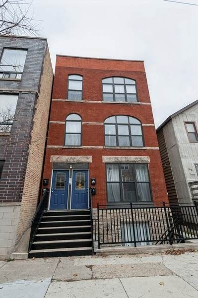 1420 W Grand Avenue #2, Chicago, IL 60642 (MLS #10945829) :: Property Consultants Realty