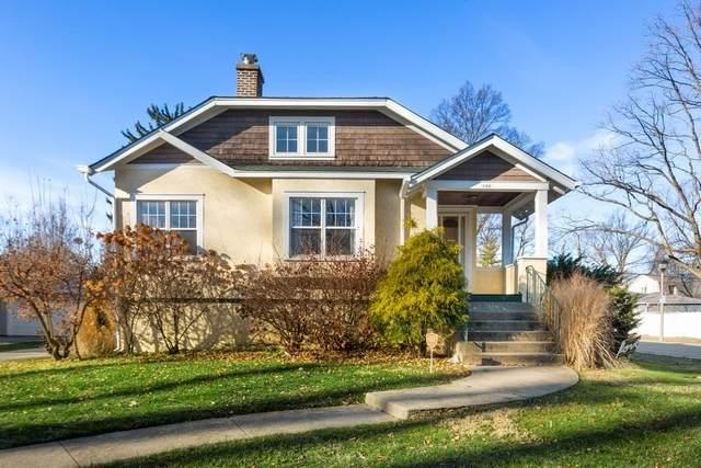 400 S Fairview Avenue, Elmhurst, IL 60126 (MLS #10945990) :: Property Consultants Realty