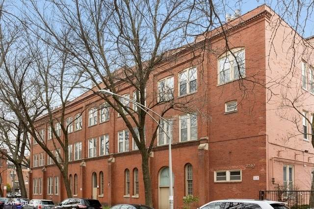 2510 N Wayne Avenue #101, Chicago, IL 60614 (MLS #10946026) :: Property Consultants Realty