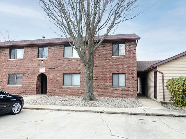 1903 Oliver Drive #8, Urbana, IL 61802 (MLS #10946108) :: Schoon Family Group