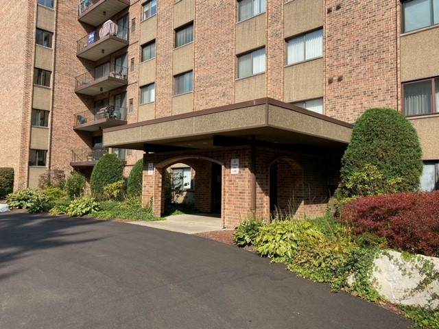 1702 Mill Street #301, Des Plaines, IL 60016 (MLS #10946377) :: Property Consultants Realty