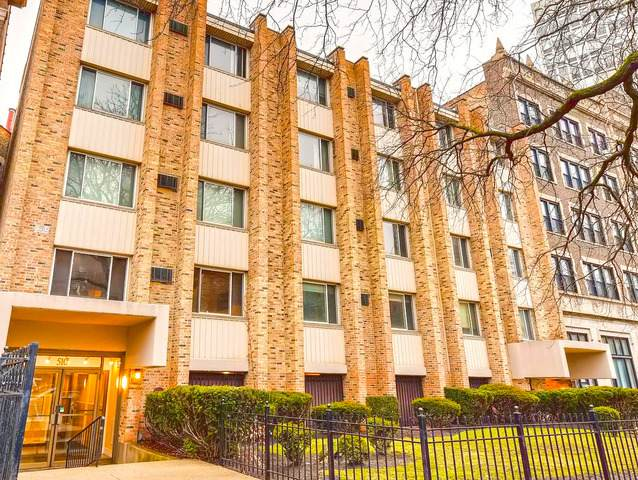 510 W Fullerton Parkway #409, Chicago, IL 60614 (MLS #10946378) :: RE/MAX Next