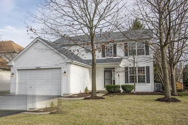 12163 Shagbark Drive, Plainfield, IL 60585 (MLS #10946701) :: John Lyons Real Estate