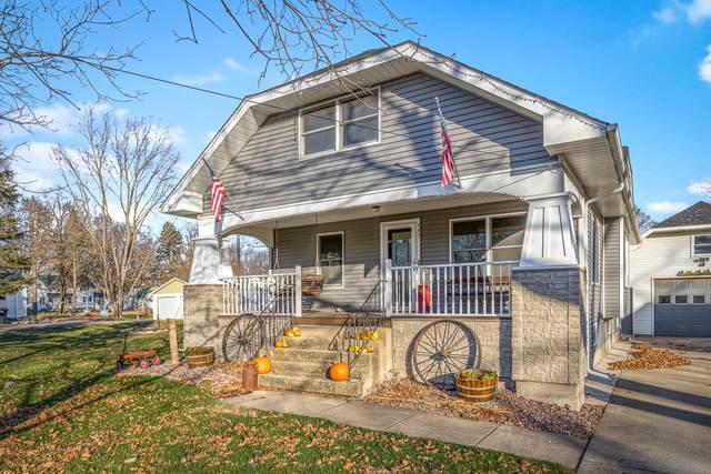 445 S Depot Street, Somonauk, IL 60552 (MLS #10946813) :: BN Homes Group