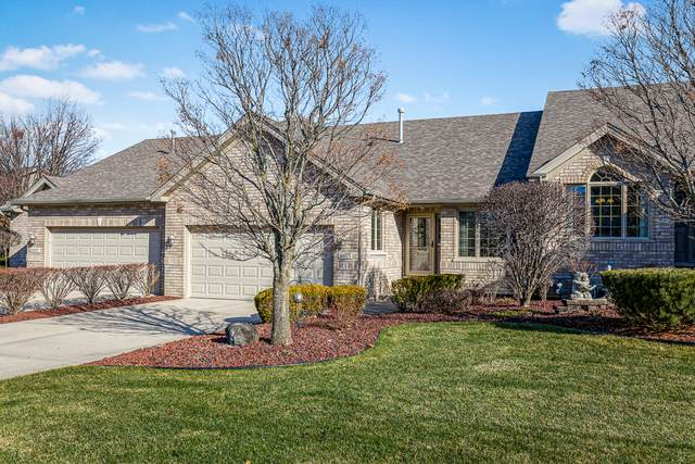 16159 Hillcrest Circle, Orland Park, IL 60467 (MLS #10947629) :: BN Homes Group