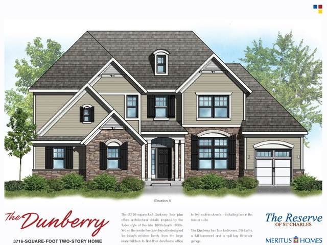 Lot 41 Foley Lane, St. Charles, IL 60175 (MLS #10947975) :: Schoon Family Group
