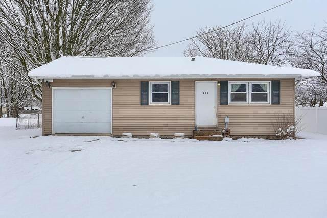 248 S Plum Street, BEMENT, IL 61813 (MLS #10948813) :: Schoon Family Group
