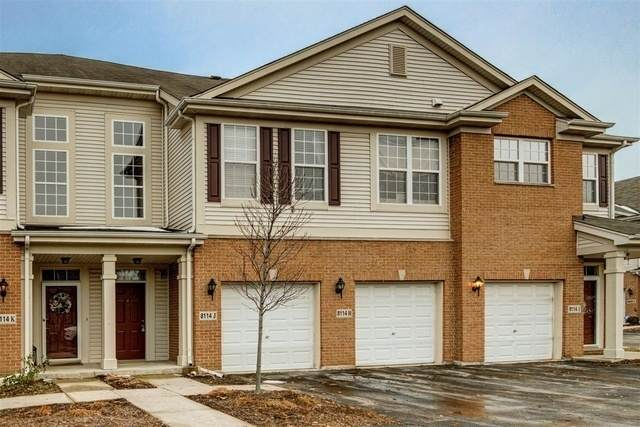 8114 Concord Lane K, Justice, IL 60458 (MLS #10949143) :: The Wexler Group at Keller Williams Preferred Realty