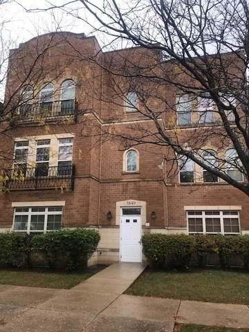 3849 S Ellis Avenue #202, Chicago, IL 60653 (MLS #10949881) :: RE/MAX IMPACT