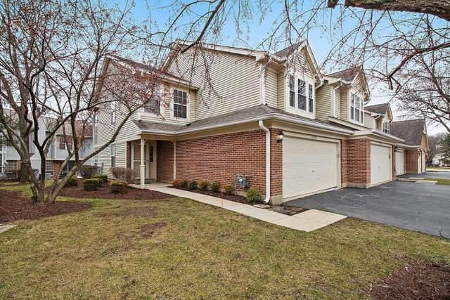 2158 Camden Lane #2158, Hanover Park, IL 60133 (MLS #10950057) :: The Wexler Group at Keller Williams Preferred Realty