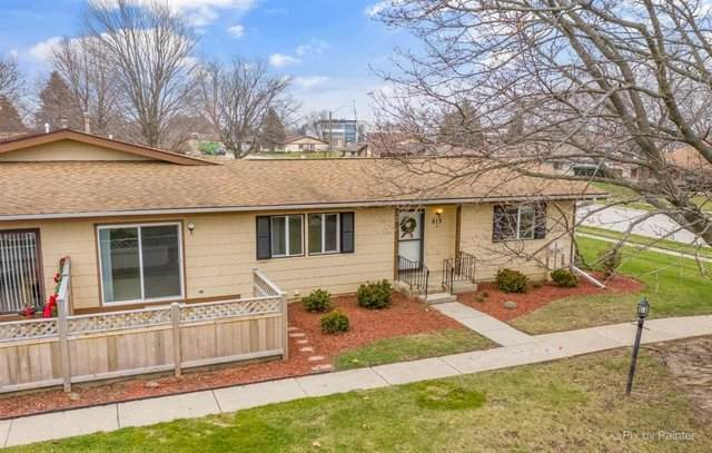 813 Wiltshire Drive Q3, Mchenry, IL 60050 (MLS #10950598) :: Jacqui Miller Homes