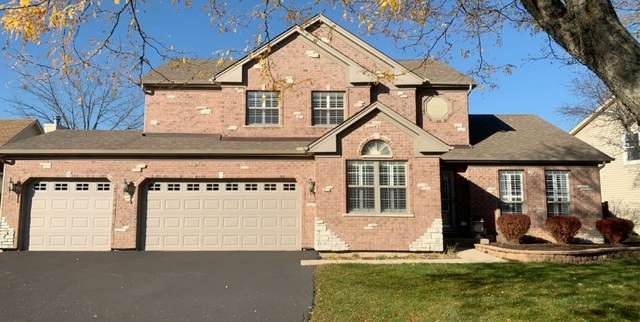 100 Brentwood Trail, Elgin, IL 60120 (MLS #10950670) :: Schoon Family Group