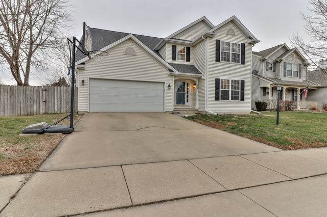 504 Buttercup Drive, Savoy, IL 61874 (MLS #10950778) :: Jacqui Miller Homes