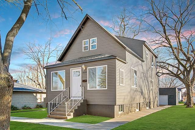 3211 Wallace Avenue, Steger, IL 60475 (MLS #10950996) :: Janet Jurich