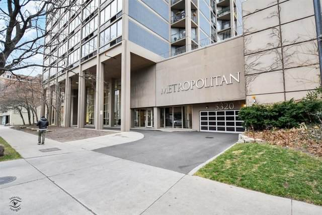 5320 N Sheridan Road #1905, Chicago, IL 60640 (MLS #10952060) :: RE/MAX IMPACT