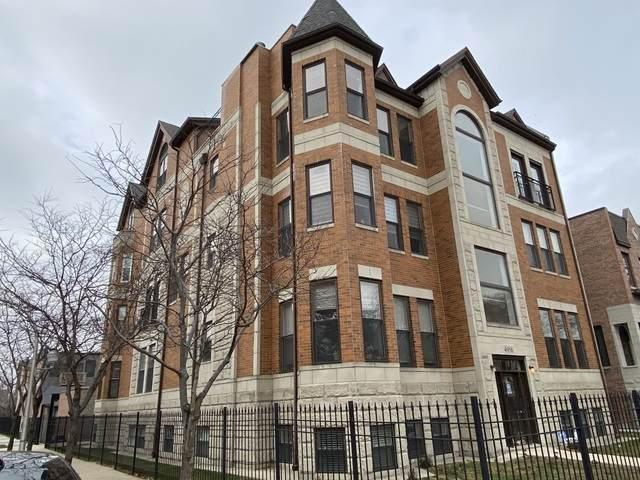 4956 S Champlain Avenue 3N, Chicago, IL 60653 (MLS #10952098) :: Helen Oliveri Real Estate