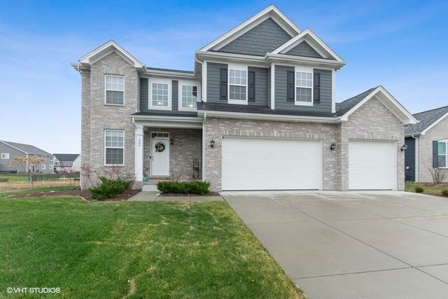 309 Cronin Boulevard, Shorewood, IL 60404 (MLS #10952371) :: Schoon Family Group