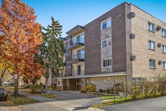 5215 Galitz Street 1B, Skokie, IL 60077 (MLS #10952693) :: Helen Oliveri Real Estate