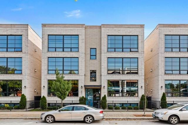 2441 W Irving Park Road 1E, Chicago, IL 60618 (MLS #10953378) :: Schoon Family Group