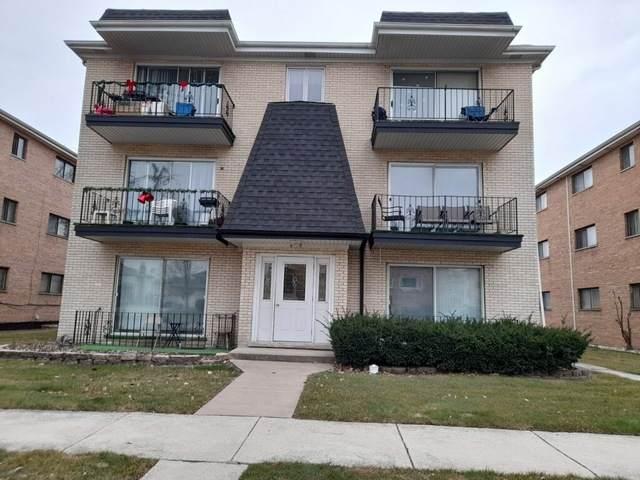 6135 Marshall Avenue #102, Chicago Ridge, IL 60415 (MLS #10953504) :: Janet Jurich