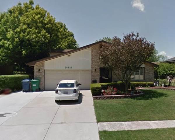 14620 Shetland Drive, Homer Glen, IL 60491 (MLS #10954117) :: Schoon Family Group