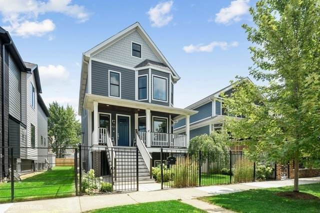 4125 N Bernard Street, Chicago, IL 60618 (MLS #10954384) :: The Wexler Group at Keller Williams Preferred Realty